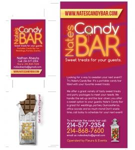Nate's Candy Bar