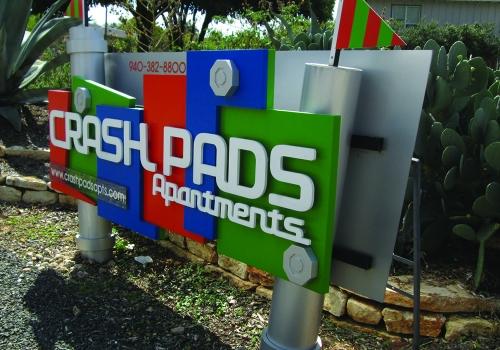 Crash Pads Monument