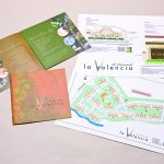 Green Living Apartment Marketing Brochures
