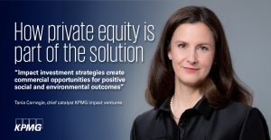 How Private Equity is part of the solution
